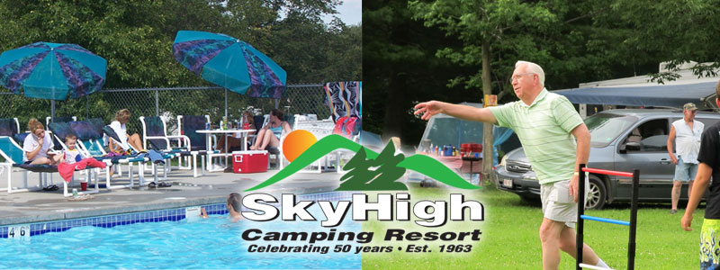 Sky High Camping Resort